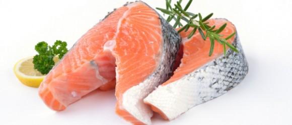 Fisch enthält viel Jod