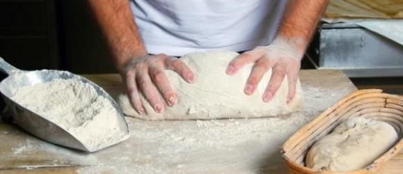 Bcker Handwerk Brot Packen